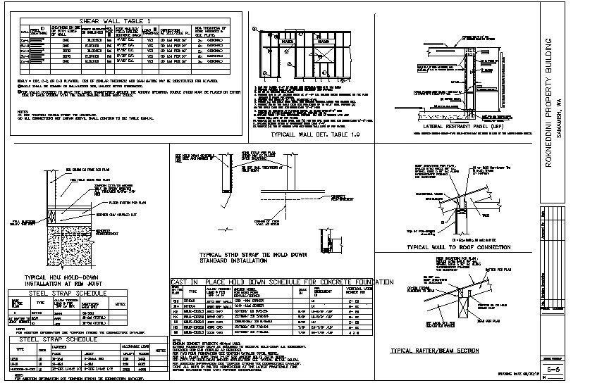 Addition Structural Calculation 02