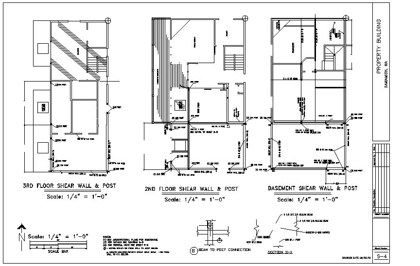 Addition Structural Calculation 03