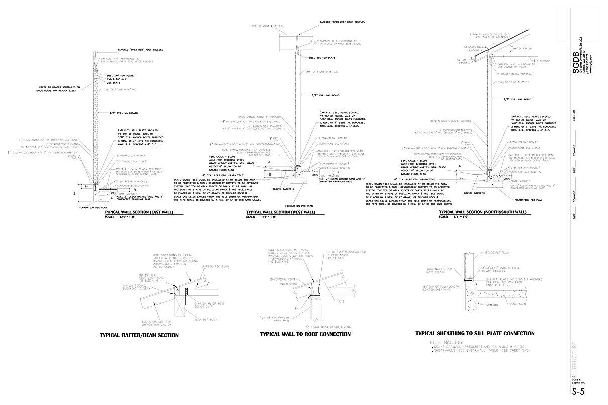 Architectural & Structural Design 06