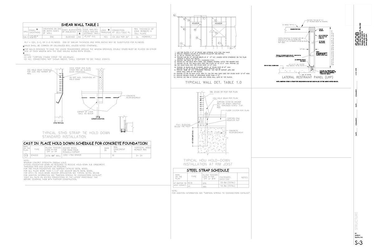 Architectural & Structural Design 08