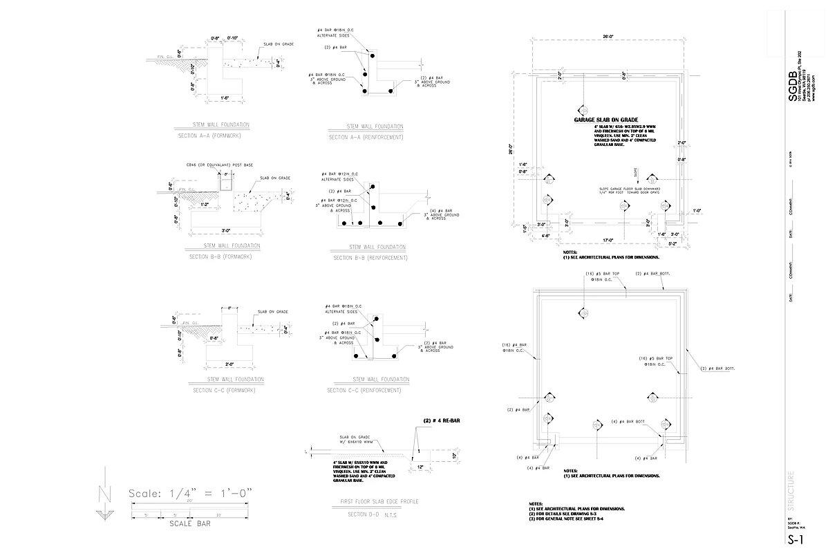 Architectural & Structural Design 09