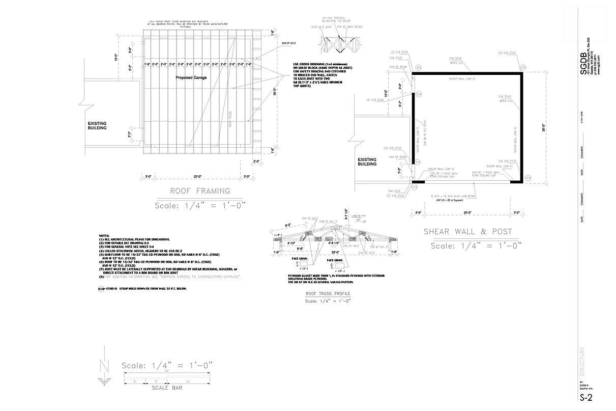 Architectural & Structural Design 10