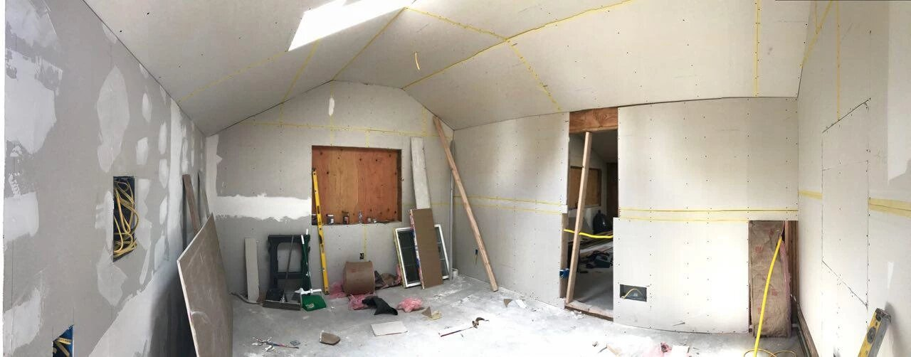 Living Room - Bedroom Addition - 01
