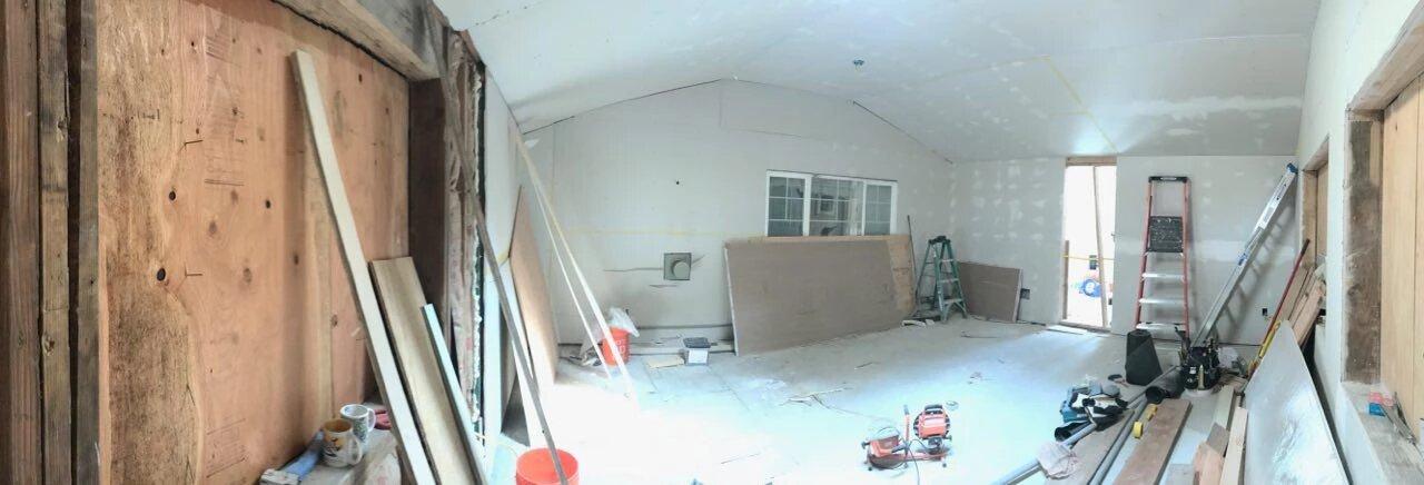 Living Room - Bedroom Addition - 10