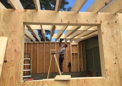 New Construction - Master Bedroom Addition 08