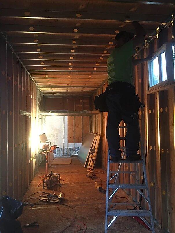 New Construction Tiny House 01
