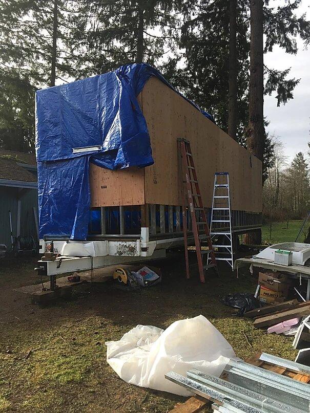New Construction Tiny House 03