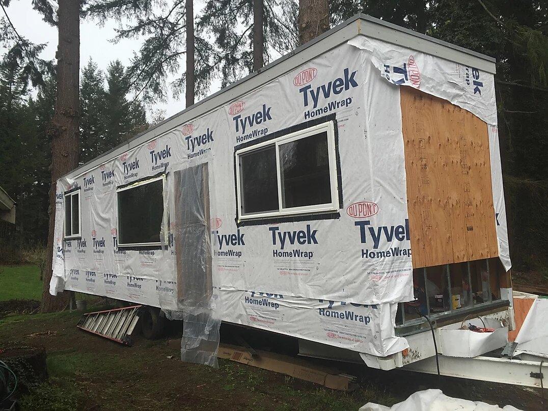 New Construction Tiny House 04