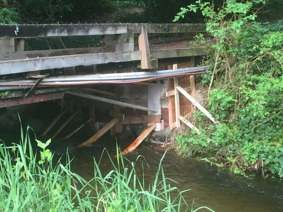New Construction - Vehicular Bridge 07
